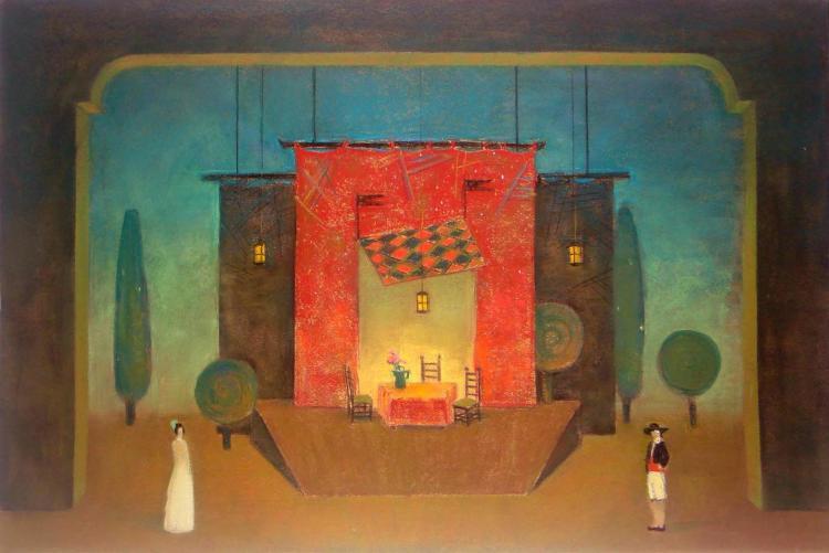 Design for theatrical performances