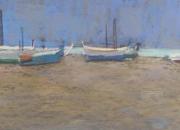 Spain. Boats