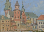 Krakow. Wawel.